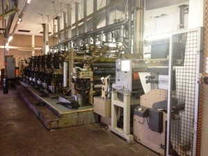 BHS Flexo Press
