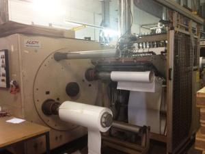 BHS F800-7F Flexo Press