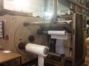 BHS F800-7F Flexo Press