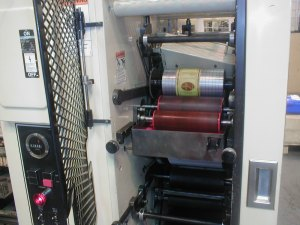 Mark Andy 830 Flexo Press