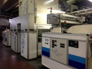 Nordmeccanica Triplex Laminator