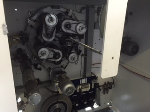 Ashe 510 Turret Rewinder
