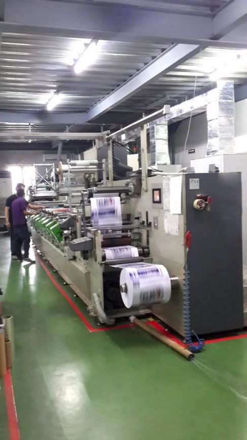 Gidue M1 Plus 370 - 10 Colour Press