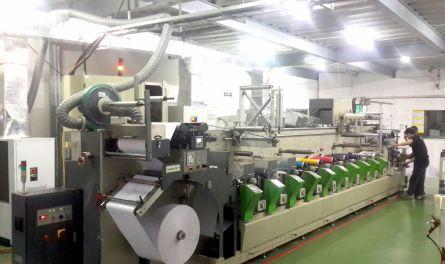 Gidue M1 Plus 370 - 10 Colour Press