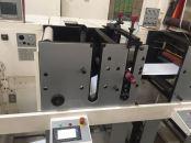 Nilpeter FB2500 6 Colour Label Press