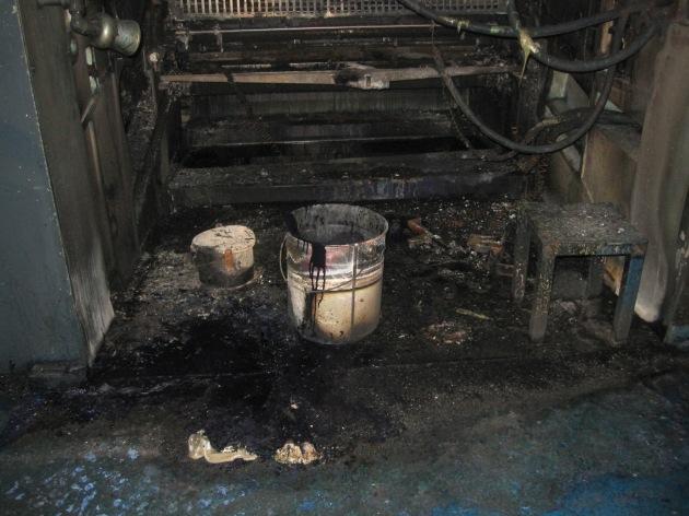 CI Fire Damage
